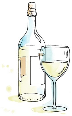 clean wine and glass_white 1