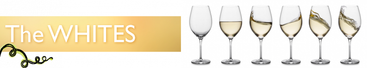The Whites Wine Types Header_2