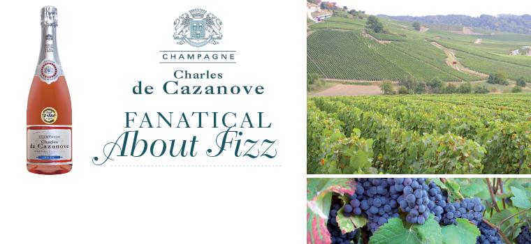 Charles De Cazanove Champagne