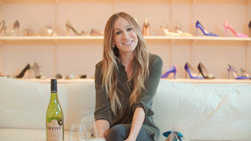 Sarah Jessica Parker, of Sex in the City fame