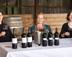 women in the Australian wine industry
