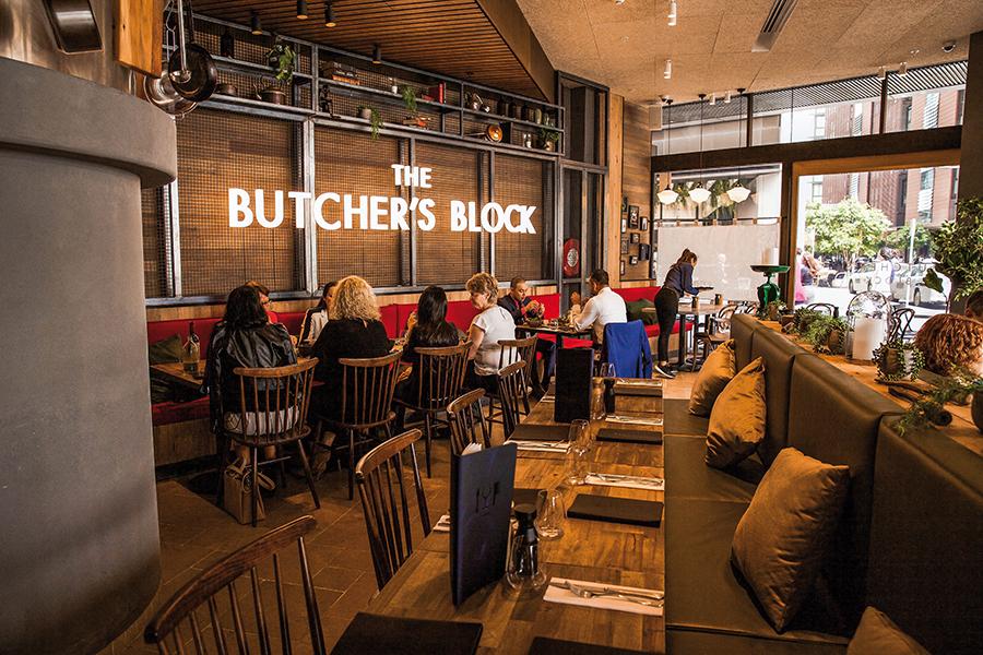 The Butcher's Block